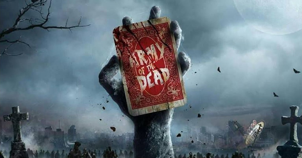 Army of the Dead Banner - Entire Cast Assembled in First Look at Zack Snyder's ARMY OF THE DEAD