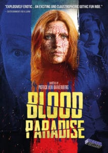 Blood Paradise 213x300 - BLOOD PARADISE Blu-ray Review - Murderous Swedes VS a bestselling Author