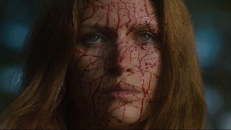 Blood Paradise2 750x422 - BLOOD PARADISE Blu-ray Review - Murderous Swedes VS a bestselling Author