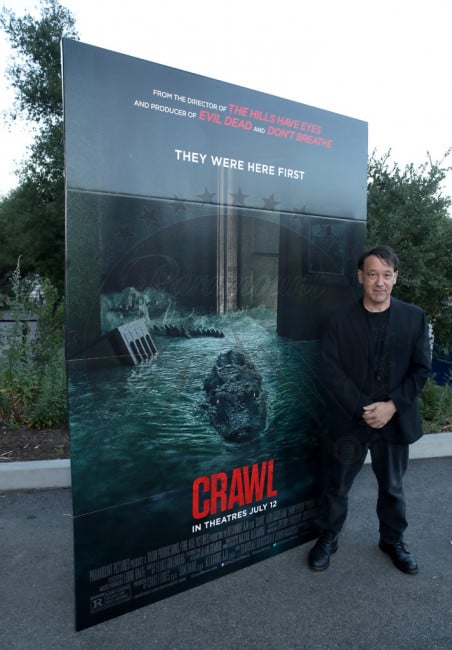 Crawl 11 - Feeding Time! Check Out Images from Press Event for CRAWL at the LA Zoo with Real Alligators