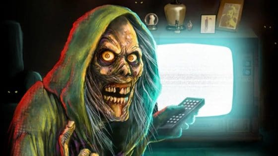 """Creepshow reboot banner 560x315 - Check Out Tricia Helfer in """"First Look"""" at Shudder's CREEPSHOW Reboot"""