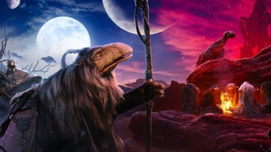 Dark Crystal Prequel Banner 560x315 - Dazzling Promo Art for THE DARK CRYSTAL: AGE OF RESISTANCE Coming to Netflix