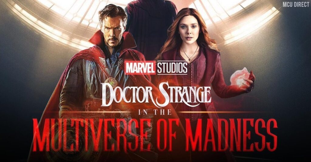 More On Doctor Strange Multiverse Of Madness