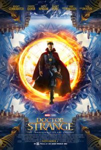 Doctor Strange Poster 202x300 - DOCTOR STRANGE IN THE MULTIVERSE OF MADNESS Will Be Marvel's First Horror Movie!