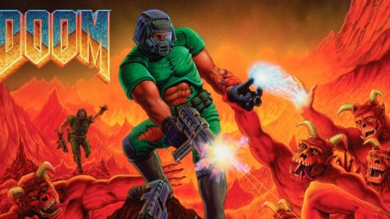 Doom nintendo switch release 1 560x315 - Original DOOM Trilogy Released On PS4, Xbox One, And Switch