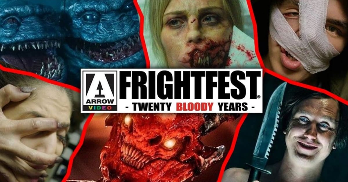 Fright Fest 2019 Banner - Images from RABID Remake Get Soska Sisters Suspended from Twitter