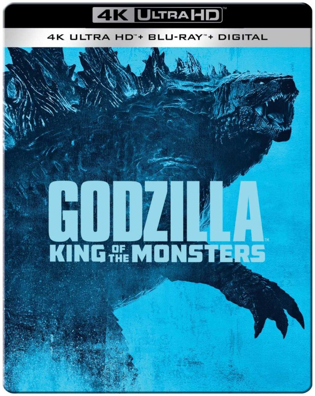 Godzilla King of the Monsters Steel 1024x1289 - KING OF THE MONSTERS Director Wants to Take Humans Out of the Equation in GODZILLA B.C.