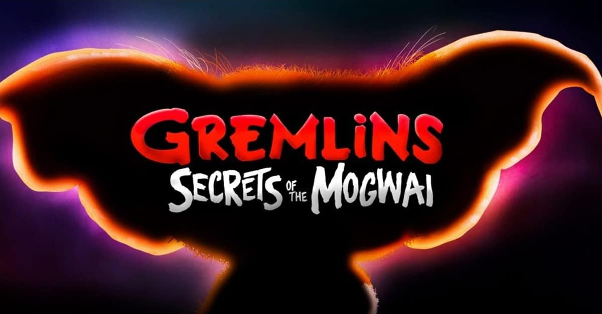 Gremlins prequel banner - GREMLINS Animated Prequel Series SECRETS OF THE MOGWAI in the Works!