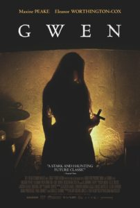Gwen Poster 2 202x300 - Trailer: Meet GWEN in Chilling Gothic Horror Coming to Theaters August 16th