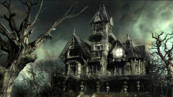 Haunted August Banner 560x315 - HAUNTED AUGUST: Ghosts, Spirits, & Haunted Houses Abound in Our Next #MonthOfDread