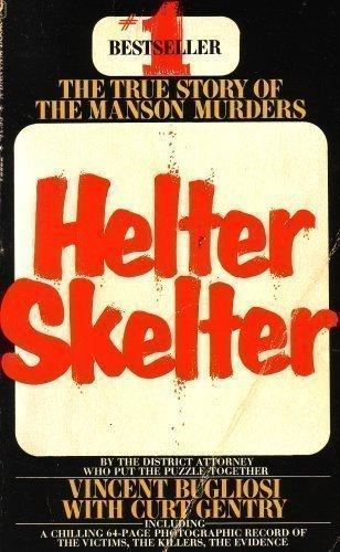 Helter Skelter 2 - Did You Make the Connection? 3 FROM HELL Poster Pays Homage to the Most Popular True Crime Novel Ever