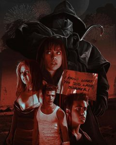 I know what you did last summer poster 240x300 - James Wan Producing I KNOW WHAT YOU DID LAST SUMMER Reboot for Amazon