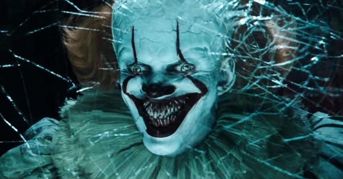 Losers And Pennywise Prepare To Collide In Latest Pics