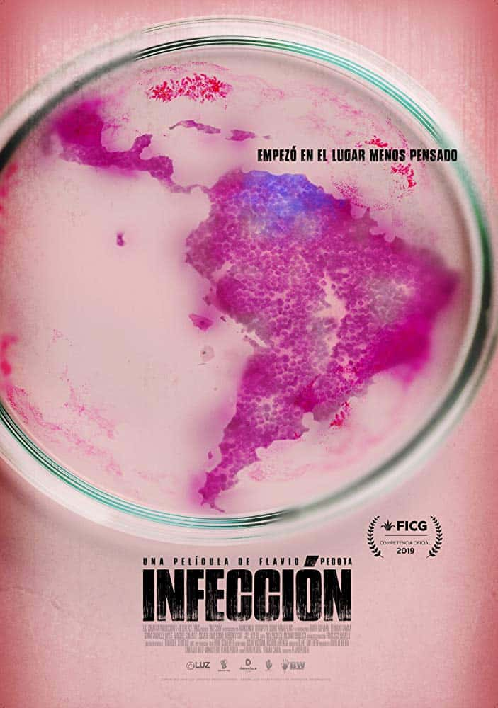Infeccion Poster - Exclusive Image Gallery for INFECCIÓN Coming to Popcorn Frights Film Festival