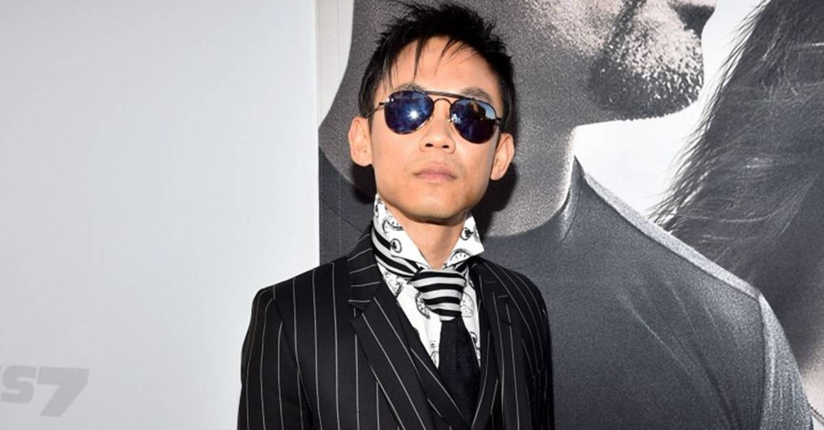 James Wan Banner - James Wan Will Make Another Horror Movie Before AQUAMAN 2