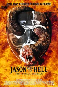 "Jason Goes to Hell Poster 202x300 - Toxic Fandom Isn't New: Adam Marcus Reveals ""Threats of Violence"" Following JASON GOES TO HELL"