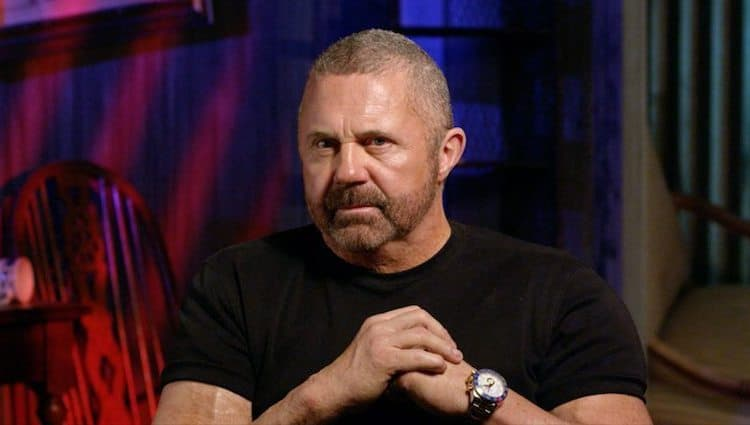 KH DC  - Kane Hodder Opens up in a Big Way on FANGORIA's CASUALTY FRIDAY