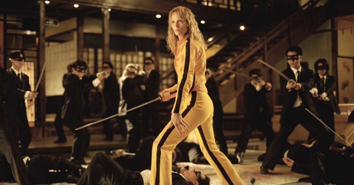 Kill Bill Banner - Is KILL BILL One Movie or Two? Quentin Tarantino Sets the Record Straight