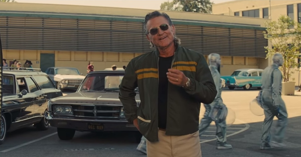"""Meet Kurt Russell as """"Stuntman Randy"""" in Clip from ONCE UPON A TIME IN HOLLYWOOD - Dread Central"""