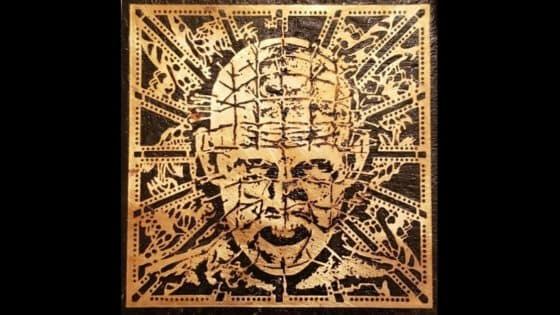"Lament Pinhead Banner 560x315 - Gallery: ""The Six Faces of Fear"" is the Best HELLRAISER Lament Configuration--Ever!"