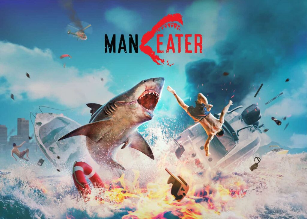 ManEater KeyArt 1024x732 - New MANEATER Dev Diary Goes Into The Story Of Being A Shark