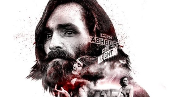 Manson Music from an Unsound Mind Banner 560x315 - Trailer: MANSON: MUSIC FROM AN UNSOUND MIND Explores Cult Leader's Failed Music Career
