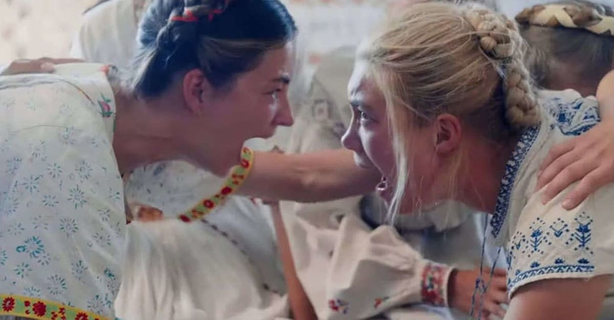 Midsommar Banner - Trailer: MIDSOMMAR Director's Cut Arrives in Theaters Friday!