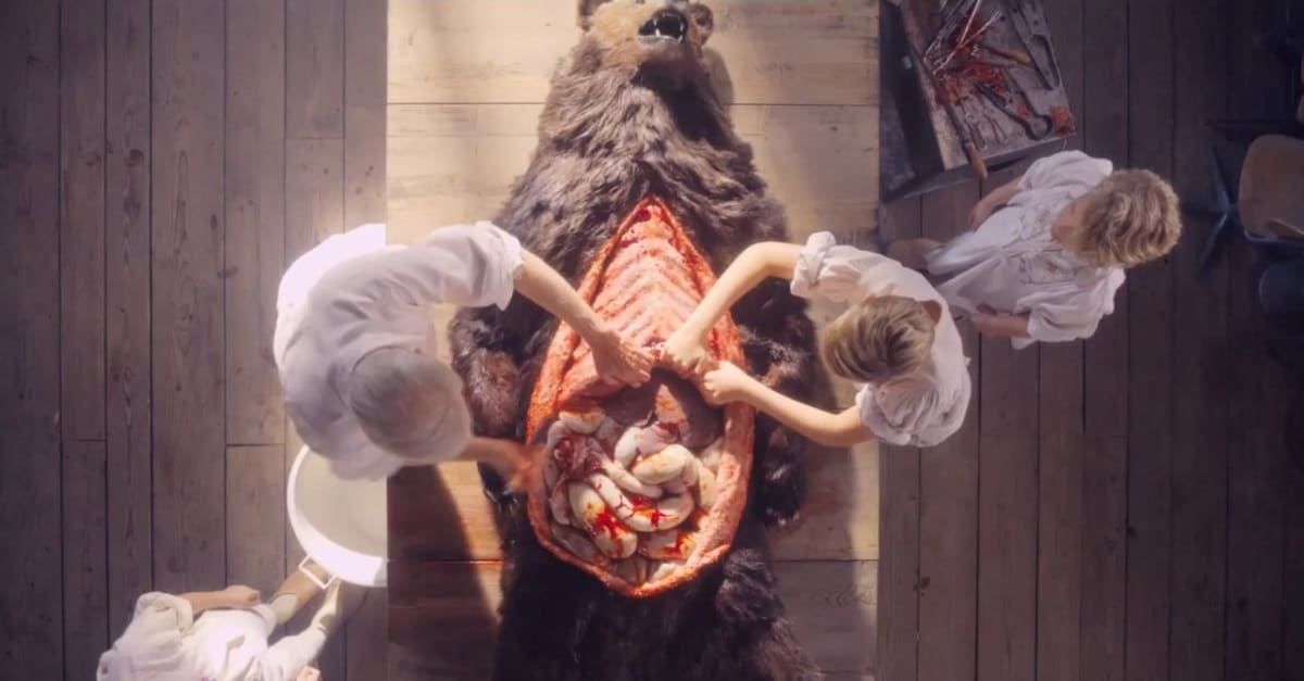 Misdommar Banner - Ari Aster Reveals Significance of the Bear in MIDSOMMAR + What We Can Expect in the Director's Cut