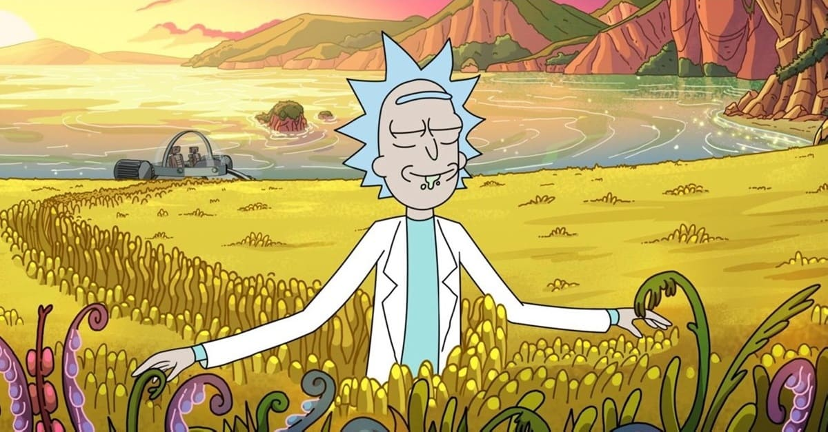 Rick and Morty Banner - Everything We Know So Far About RICK AND MORTY Season 4