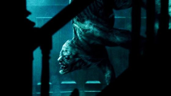 "Scary Stories Jangly Man Banner 560x315 - Trailer: Meet ""The Jangly Man"" in New Poster and Teaser for SCARY STORIES TO TELL IN THE DARK"