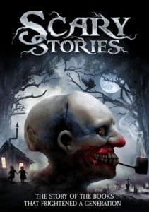 ScaryStories KeyArt 211x300 - Trailer: Before You See SCARY STORIES TO TELL IN THE DARK, Check Out SCARY STORIES Documentary Next Week