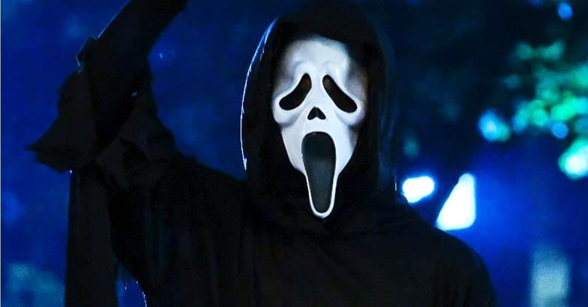 Scream Ressurection Banner - Image Gallery: Meet the Cast of SCREAM: RESSURECTION & Welcome Back Classic Ghostface!