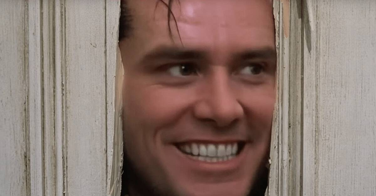 Shining Deepfake Banner - A Couple New Deepfakes of THE SHINING Starring Jim Carrey Hit the Internet