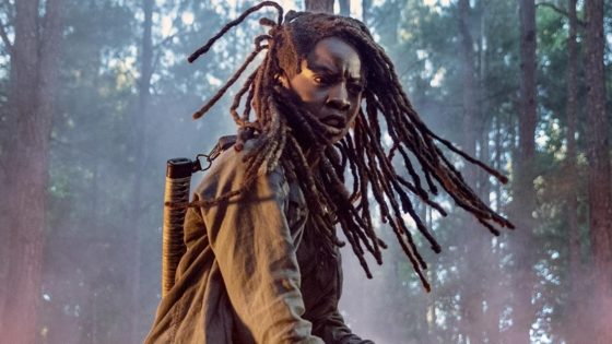 TWD S10 Michonne Banner 560x315 - Trailer: Things Are Going to Get Worse Before They Get Better in THE WALKING DEAD Season 10