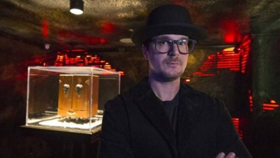 Zak Bagans Banner 560x315 - Bagans Back This October with GHOST ADVENTURES: SERIAL KILLER SPIRITS + THE CONJURING Investigation