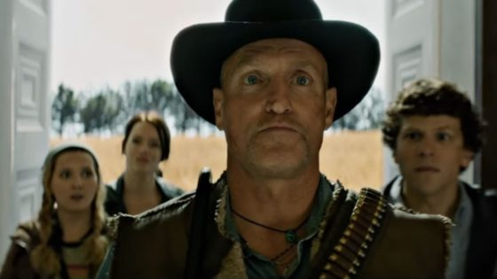 Zombieland 2 Banner 560x315 - Original & New Cast Members Collide in ZOMBIELAND: DOUBLE TAP Featurette