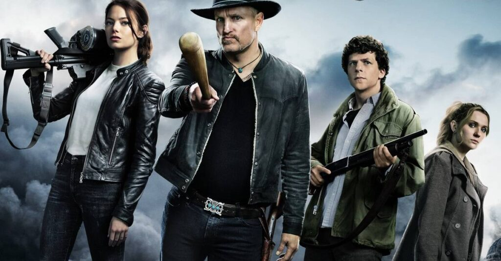 Zombieland 2 banner 1024x535 - Who Goes There Podcast: Ep 234 - ZOMBIELAND 2: DOUBLE TAP