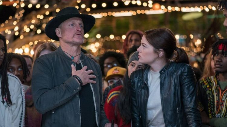 Zombieland 2 banner 2 750x422 - Emma Stone is Looking Forward to ZOMBIELAND 3--in 2029!