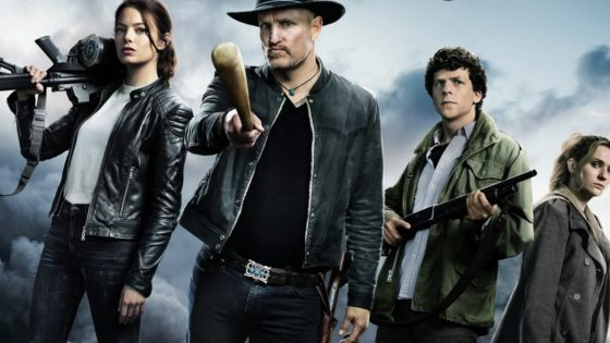 "Zombieland 2 banner 560x315 - Meet ""Berkeley"" in Hippie-Hating Teaser for ZOMBIELAND: DOUBLE TAP"