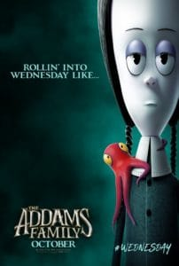 addams1 202x300 - Trailer: Latest Look at Animated THE ADDAMS FAMILY Movie is All About Wednesday