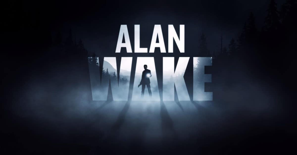 alan wake - ALAN WAKE Publishing Rights Revert To Remedy - Is CONTROL A Secret ALAN WAKE Game?