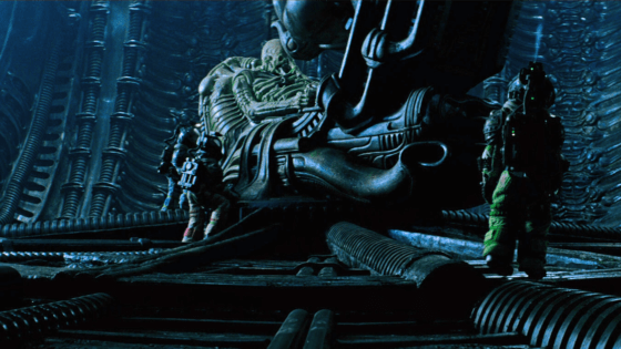 alienbanner 560x315 - Exclusive Images From Titan Books' THE MAKING OF ALIEN