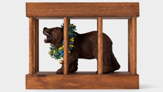 bearinacagemidsommarbanner 560x315 - New MIDSOMMAR Commercial Pays Homage To '80s Toy Ads