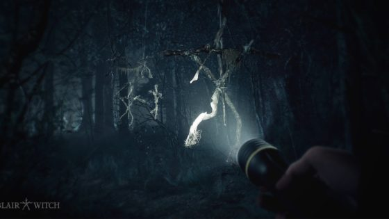 blairwitchgamebanner 560x315 - Enjoy Several Screengrabs And Wallpapers From Bloober Team's BLAIR WITCH
