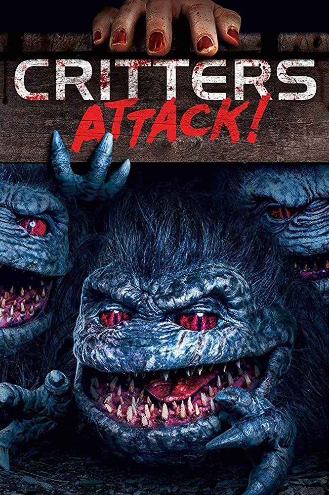 crittersattackposter - Exclusive CRITTERS ATTACK! Clip Isn't Happy At All