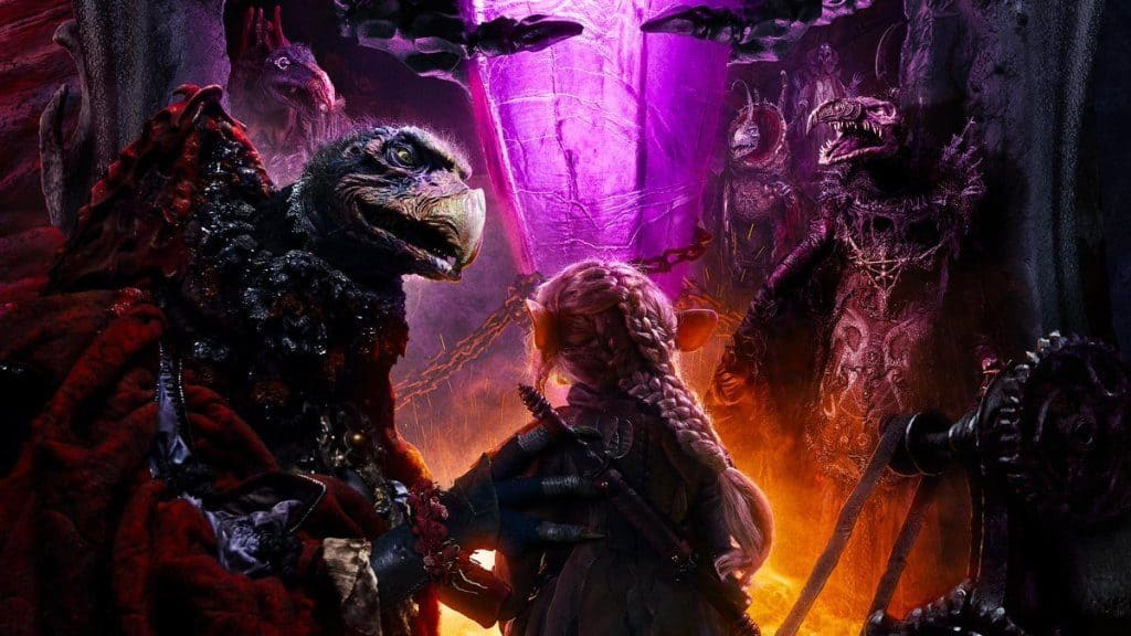 dark crystal 1 1 1024x576 - Dazzling Promo Art for THE DARK CRYSTAL: AGE OF RESISTANCE Coming to Netflix
