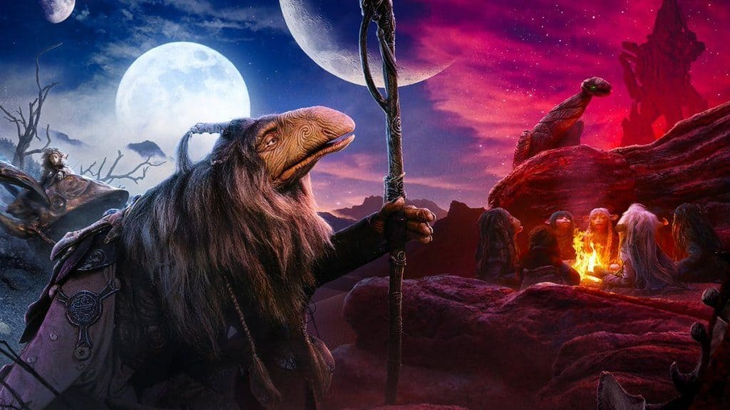 dark crystal 3 1024x576 - Dazzling Promo Art for THE DARK CRYSTAL: AGE OF RESISTANCE Coming to Netflix