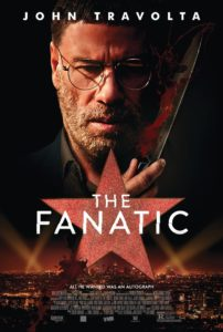 "fanatic poster 202x300 - Trailer: John Travolta is ""Moose"" in THE FANATIC from Fred Durst"