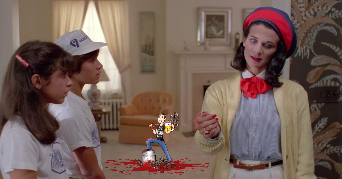 sleepaway camp dwtd - Drinking With The Dread: Pack Your Bags And Booze For SLEEPAWAY CAMP!