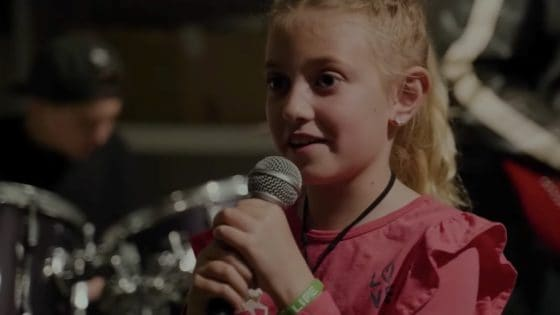 """slipknot cover banner 560x315 - Cute Kids Perform Blistering (and Precious) Cover of SLIPKNOT's """"The Devil in I"""""""